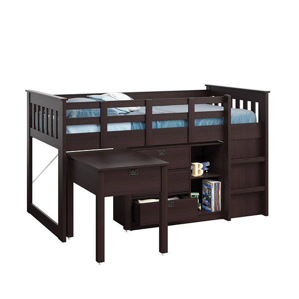 Madison 4 Pc All-In-One Loft Bed