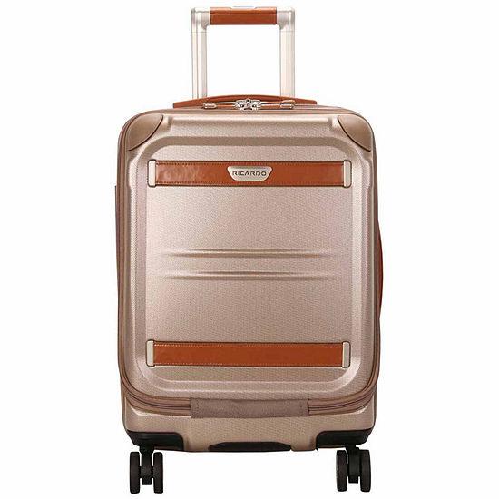 Ricardo Beverly Hills Ocean Drive 19 Inch Hardside Luggage