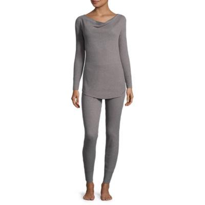 Ambrielle 2-pc. Pant Pajama Set