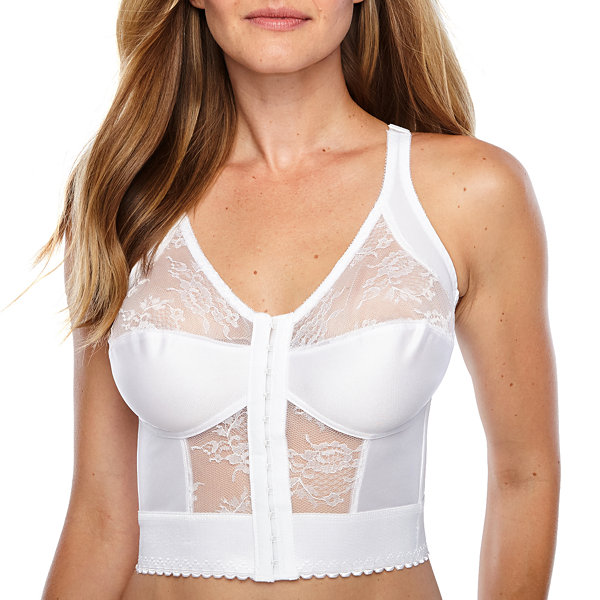 Cortland Intimates Front Closure Long Line Bra-9613