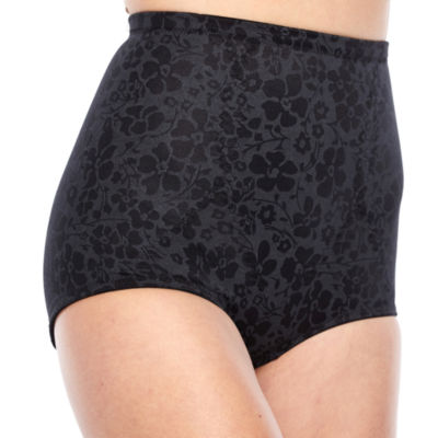 Cortland Intimates Lace High-Waist Firm Control Control Briefs - 4234