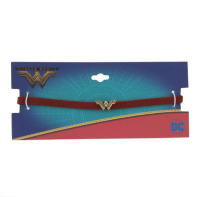 Womens Wonder Woman Choker Necklace