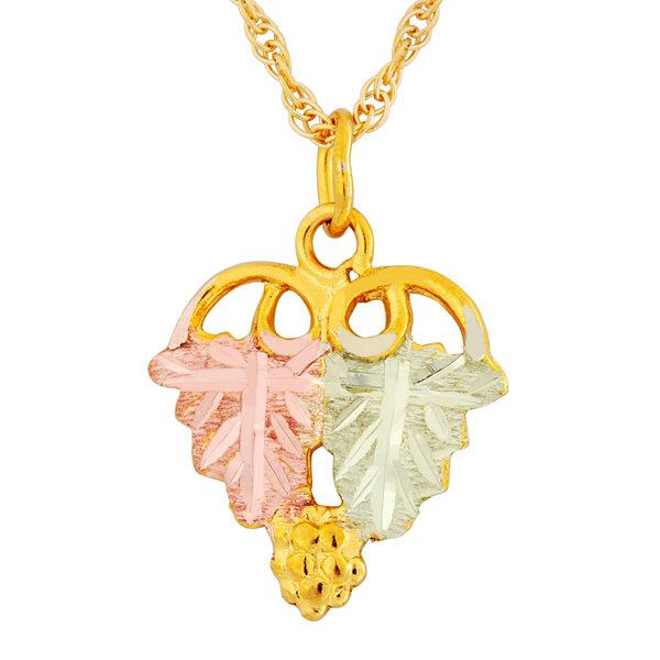 Landstroms black hills gold 10k gold pendant necklace jcpenney landstroms black hills gold 10k gold pendant necklace aloadofball Gallery