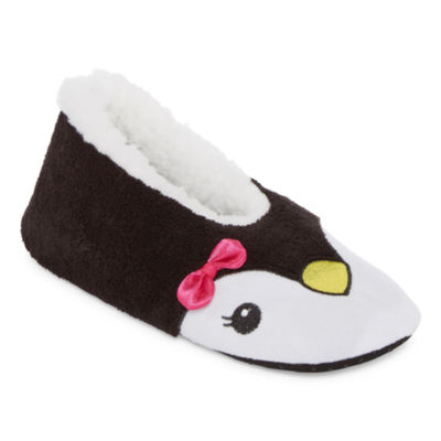 Total Girl Sleep Over Shop Girls Ballerina Slippers