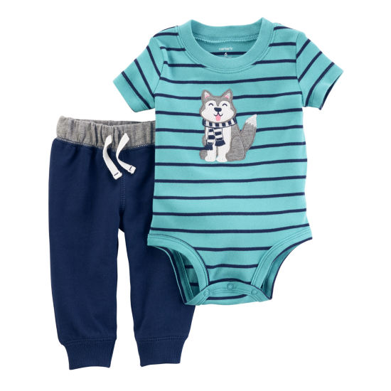 Carter's 2-pack Stripe Pant Set Baby Boys