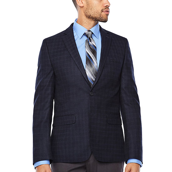 Van Heusen Mens Slim Fit Sport Coat - Slim