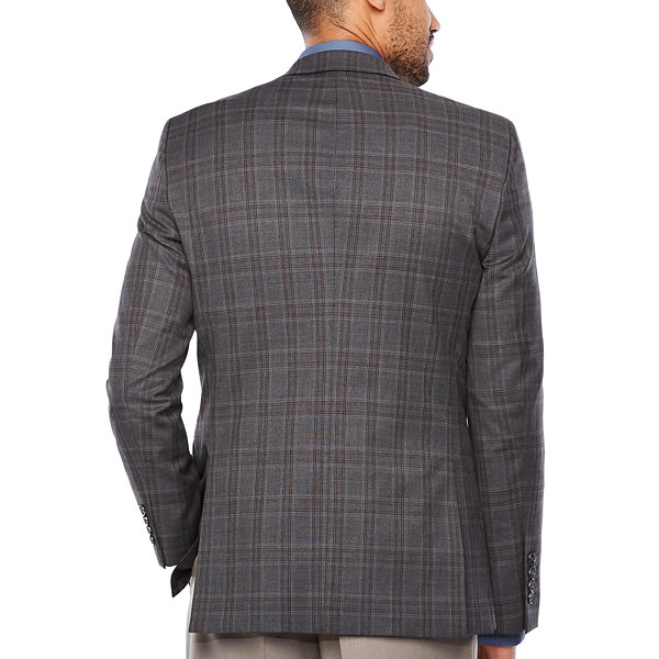 Stafford Classic Fit Woven Pattern Sport Coat