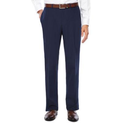 Van Heusen Plaid Stretch Slim Fit Suit Pants