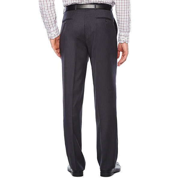 Stafford Stripe Classic Fit Suit Pants