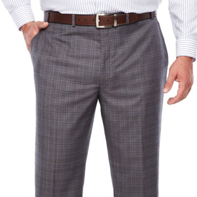 Collection by Michael Strahan  Plaid Classic Fit Suit Pants - Big and Tall