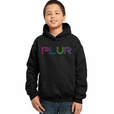 Los Angeles Pop Art Plur Graphic T-Shirt Boys