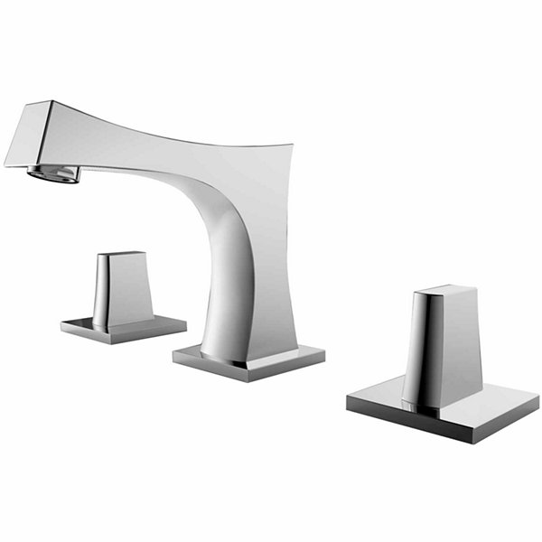 American Imaginations 21-in. W Above Counter WhiteVessel Set For 3H8-in. Center Faucet - Faucet Included