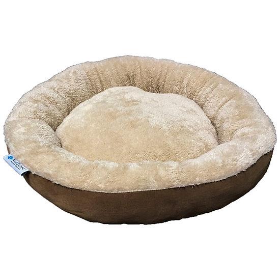 Mason Home Decor 21 inch Round Pet Bed