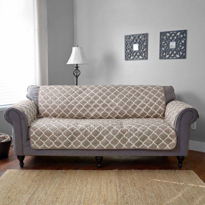 Journee Home Jovannie Reversible Printed Sofa Protector