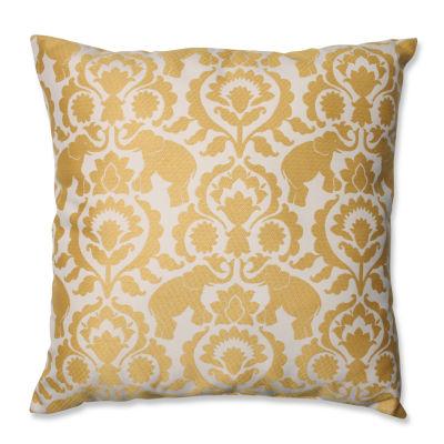 Pillow Perfect Babar Topaz Pillow