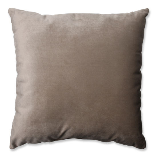 Pillow Perfect Belvedere Driftwood Pillow
