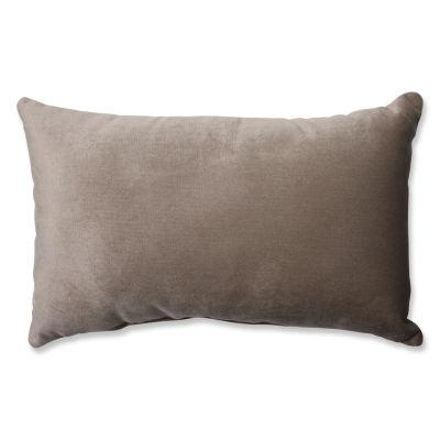 Pillow Perfect Belvedere Driftwood Pillow