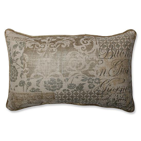 Pillow Perfect Documented Vermeil Pillow