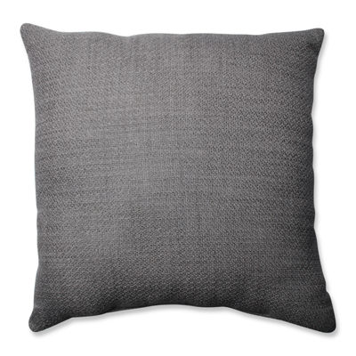 Pillow Perfect Future Smoke 24.5-inch Floor Pillow