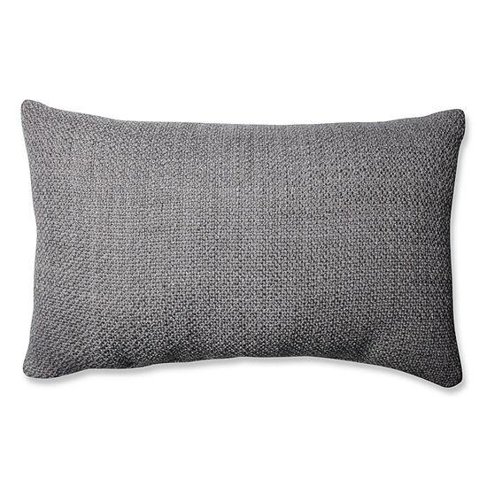 Pillow Perfect Future Smoke Rectangular Throw Pillow