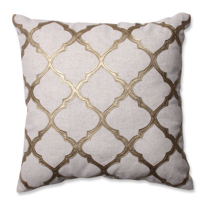Pillow Perfect Glimmer 16.5-inch Throw Pillow