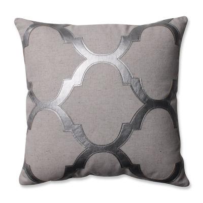 Pillow Perfect Glitz 16.5-inch Throw Pillow