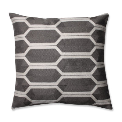 Pillow Perfect Graphic Detail 16.5-inch Throw Pillow
