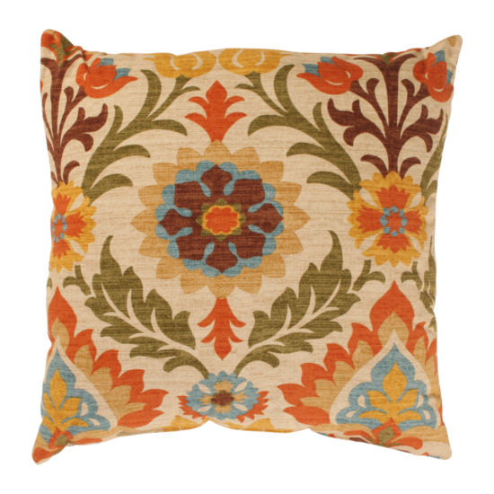 Pillow Perfect Santa Maria Throw Pillow