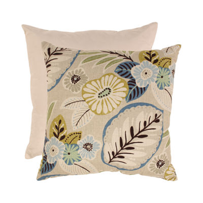 Pillow Perfect Tracey Tropical Pillow