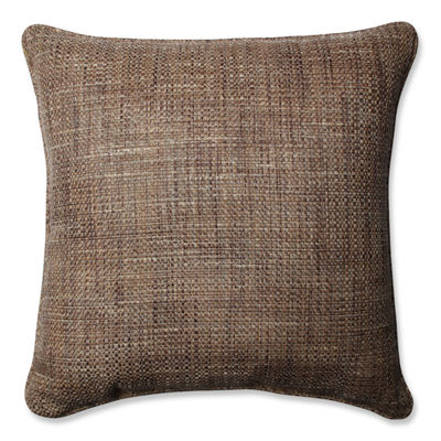 Pillow Perfect Tweak Nutria Pillow