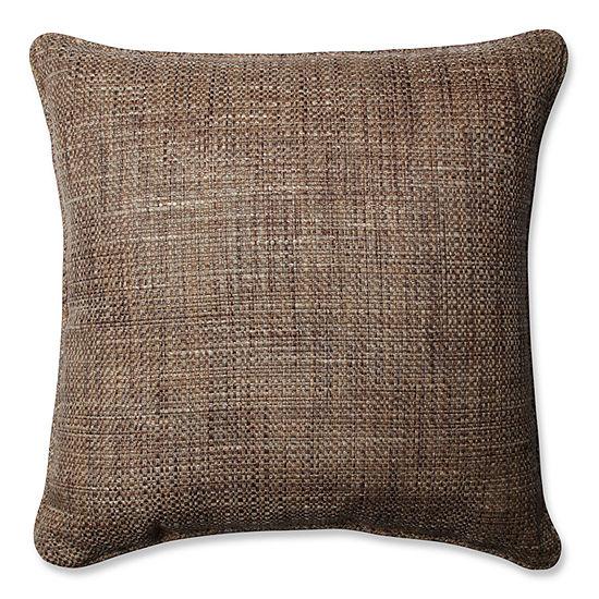 Pillow Perfect Tweak Nutria Pillow
