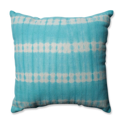 Pillow Perfect Mirage Turquoise 18-inch Throw Pillow