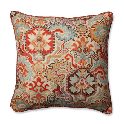 Pillow Perfect Madrid Persian-Tweak Sedona Pillow