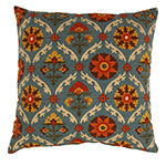 Pillow Perfect Mayan Medallion Pillow