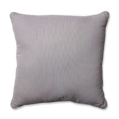 Pillow Perfect Lattice Damask Pillow