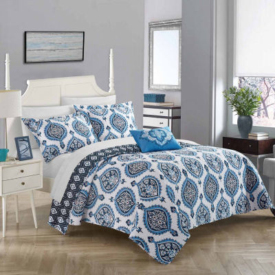 Chic Home Jolee Quilt Set