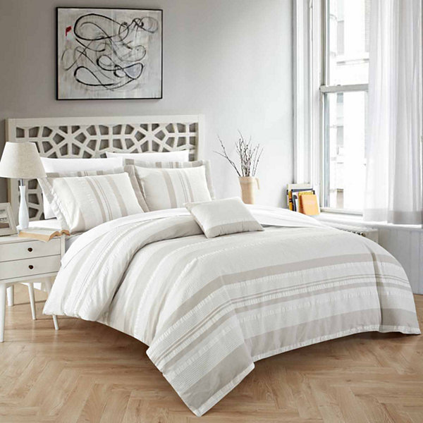 Chic Home Somerset Duvet Cover Set