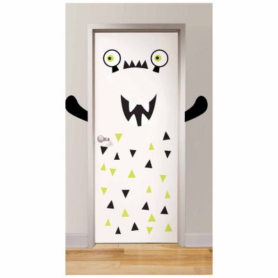 Brewster Wall Hank The Monster Door Decal Wall Decal