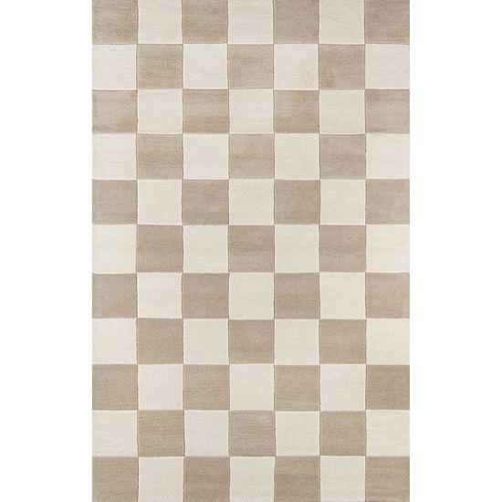 Novogratz By Momeni Boxes Hand Tufted Rectangular Indoor Rugs