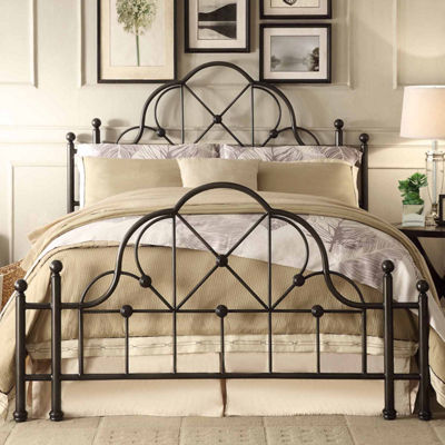 Emma Hand Painted Bed - Queen