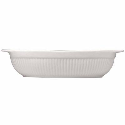 "Bianco Oval Baking Dish 17"" x 10.75''"