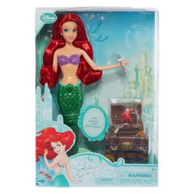 Disney Collection Little Mermaid Singing Doll