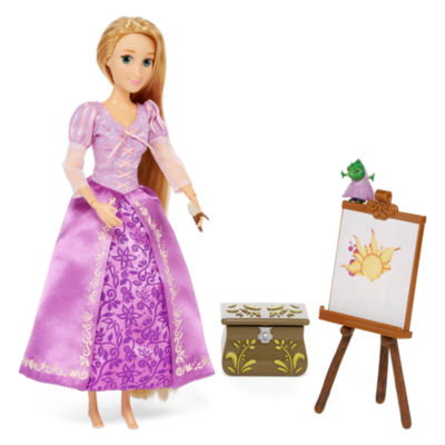 Disney Collection Rapunzel Singing Doll