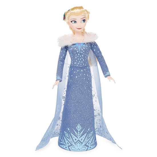 disney collection frozen elsa doll jcpenney