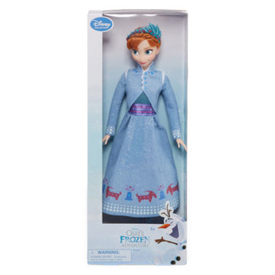 Disney Collection Frozen Anna Doll