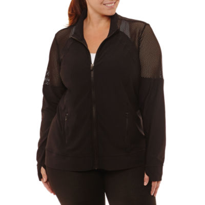 Xersion Midweight Softshell Jacket-Plus
