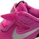Nike Revolution 5 Toddler Girls Running Shoes