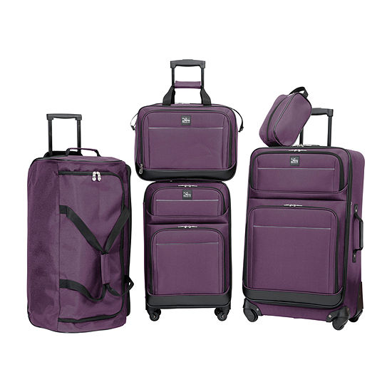 Skyway Seville 5-pc. Lightweight Luggage Set