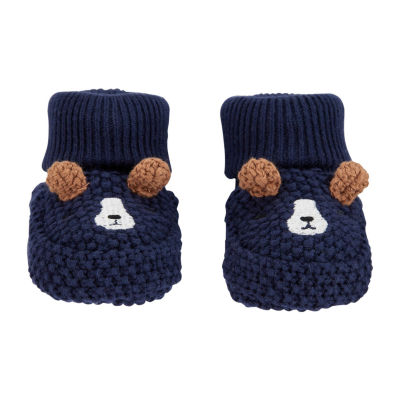 Carter's Baby Boys 1 Pair Baby Booties