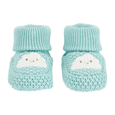 Carter's Baby Unisex 1 Pair Baby Booties